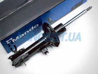 Амортизатор Авео масляный MANDO (передний левый, масло) DSS010007