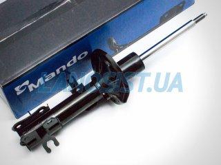 Амортизатор Авео масляный MANDO (передний правый, масло) DSS010008