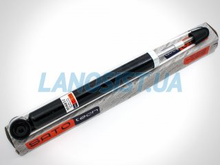 Амортизатор Авео SATO tech (задний, газ) 21895R