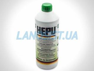Антифриз HEPU G11 зеленый концентрат 1.5л P999GRN