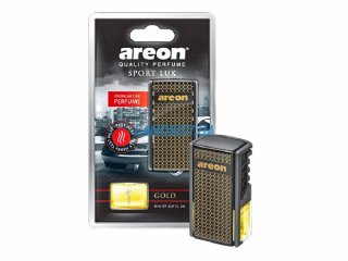 Ароматизатор воздуха Areon Car Blister Gold ACL01