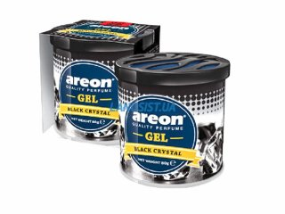 Ароматизатор воздуха Areon Gel Can Black Crystal GCK12