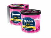 Ароматизатор воздуха Areon Gel Can Bubble Gum GWP10