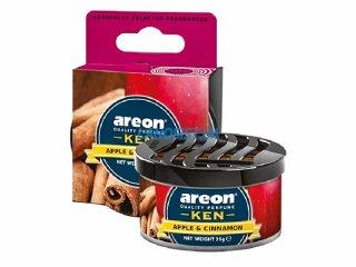 Ароматизатор воздуха Areon KEN Apple & Cinnamon AK16
