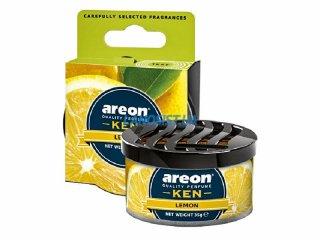 Ароматизатор воздуха Areon KEN Lemon AK06