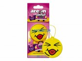 Ароматизатор воздуха Areon Smile Dry Bubble Gum ASD12