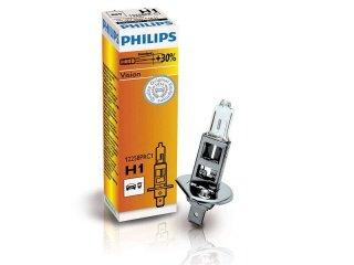 Автолампа H1 +30% Philips 12258PRC1