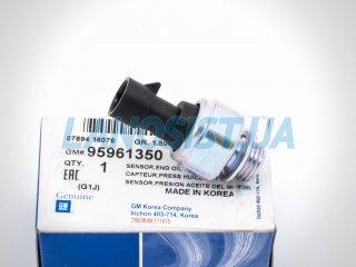 Датчик давления масла Ланос Авео Лачетти и др. GM 95961350