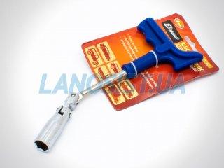 Ключ свечной усиленный 16мм Elegant 102809