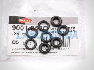 Кольца форсунок тонких в комплекте Ланос Авео Delphi 17106005+25169195