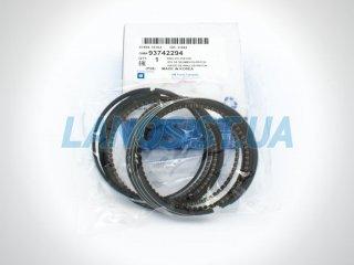 Кольца поршневые Ланос 1.5 Нексия 1.5 +0.25 GM 93742294