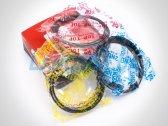 Поршневые кольца Daewoo Lanos 1.5, Nexia 1.5 8-кл. (+0.50мм).