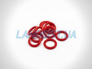 Кольцо форсунки Ланос Авео OEM (нижнее) 17106005