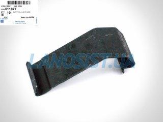Кронштейн крепления радиатора печки Ланос Сенс Нубира GM 611977