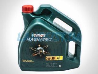 Масло моторное Castrol 5W-30 AP Magnatec 4L R1-MAG53AP-4X4L
