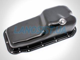Поддон двигателя Ланос Нубира Нексия (стальной) Genuine 96351480