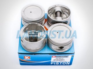 Поршни Ланос 1.5 Нексия 1.5 +0.25 Koreastar KPTD014025