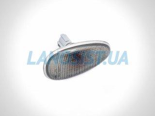Повторитель поворота в крыло Ланос Сенс (тонированный) OEM 96269116