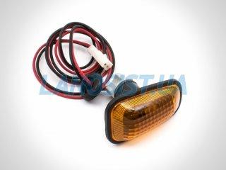 Повторитель поворота в крыло Нексия FPS (желтый) FP1105KB10P