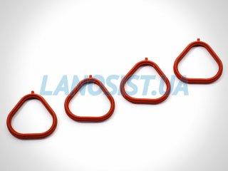 Прокладка коллектора впускного Авео 1.6 Лачетти 1.6 Parts Mall P1LC012