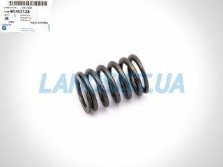 Пружина клапана Ланос 1.6 Авео 1.6 Лачетти 1.6 GM 96353128