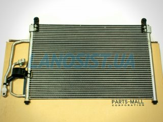 Радиатор кондиционера Ланос (без осушителя) Parts Mall PXNCC003