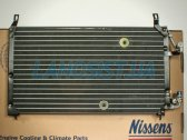 Радиатор кондиционера Daewoo Nexia.
