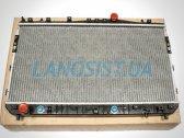 Радиатор охлаждения двигателя Chevrolet Tacuma, Lacetti (АКПП).