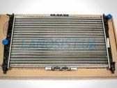 Радиатор охлаждения двигателя Ланос (с кондиционером).