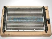 Радиатор охлаждения двигателя Daewoo Matiz M100 с 2001 г.в.