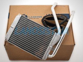 Радиатор печки Нексия (тонкий) Luzar LRH0582