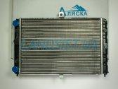 Радиатор охлаждения двигателя Daewoo Sens, Lanos 1.4.
