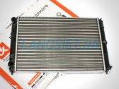 Радиатор охлаждения двигателя Сенс, Ланос 1.4.