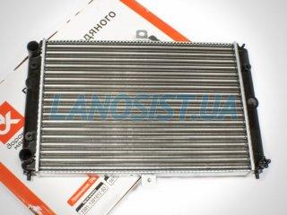 Радиатор Сенс Ланос 1.4 ДК 2301-1301012-03