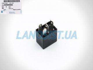 Реле сигнала/вентилятора/фар Ланос Сенс Нексия GM 94580684