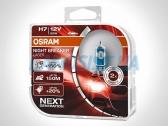 Галогенная автомобильная лампа H7 Night Breaker Laser +150% DUO BOX (комплект).