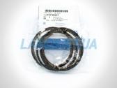 Оригинальные поршневые кольца Lanos 1.6, Nexia 1.6, Nubira 1.6, Aveo 1.6, Lacetti 1.6, Tacuma 1.6. (+0.50мм)