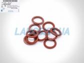 Уплотнительное кольцо (прокладка) болта клапанной крышки Ланос 1.6, Нексия 1.5-1.6 16-кл, Нубира 1.6, Авео 1.6, Лачетти 1.6, Такума 1.6л.