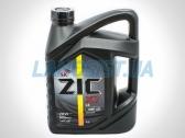 Полусинтетическое моторное масло ZIC X7 LS 10W-40.