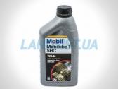 Синтетическое трансмиссионное масло Mobil Mobilube 1 SHC 75W-90 в МКПП.