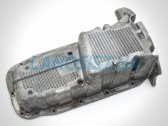 Алюминиевый поддон двигателя Lanos 1.5, 1.6, Nexia 1.5, 1.6, Nubira-2 1.6, Aveo 1.5-1.6, Lacetti 1.6, 1.8LDA, Tacuma 1.6.