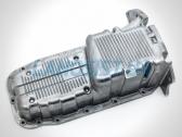 Алюминиевый поддон двигателя Ланос 1.5, 1.6, Нексия 1.5, 1.6, Нубира-2 1.6, Авео 1.5-1.6, Лачетти 1.6, 1.8LDA, Такума 1.6.