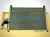 Радиатор кондиционера Ланос (без осушителя).
