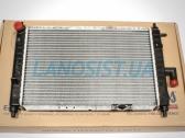 Радиатор охлаждения двигателя Матиз (M100) с 2001 г.в.