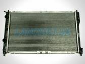 Радиатор охлаждения двигателя Сенс (с кондиционером).