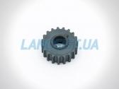 Шестерня коленвала Daewoo Lanos 1.5, Nexia 1.5, Chevrolet Aveo 1.5.