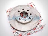 Тормозной диск Daewoo Lanos 1.4, 1.5, Sens, Nexia 1.5 8-кл.