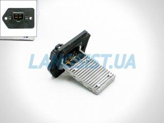 Резистор печки Ланос Сенс Нубира GM оригинал 96247452
