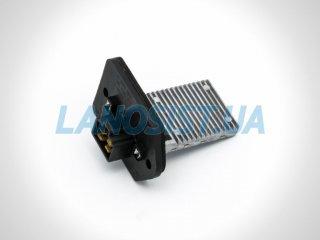 Резистор печки Ланос Сенс Нубира OEM 96247452