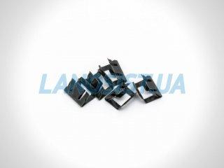 Скоба крепления рамки облицовки магнитолы Ланос Сенс GM (малая) 96232340